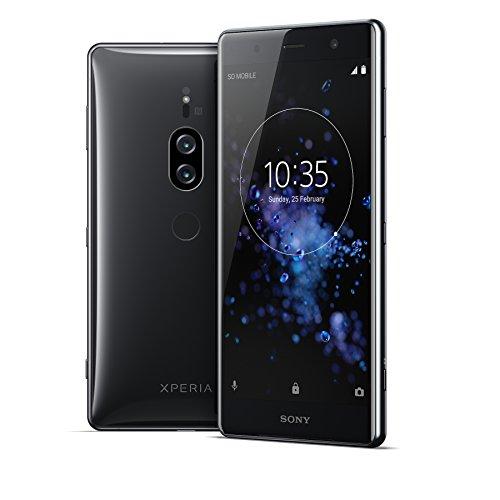 """Foto Sony Xperia XZ2 Premium 14,7 cm (5.8"""") 6 GB 64 GB Doppia SIM 4G Nero 3540 mAh"""