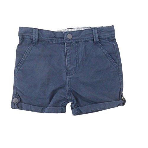 Jungen Bermuda Shorts dunkelblau 9-12 Monate (74/80) (Bermuda 11)