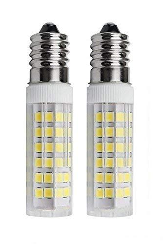 SFTlite [2 unidades] E14 SES Bombilla LED 5W–500lm–Blanco Fresco 6000K 360 °...