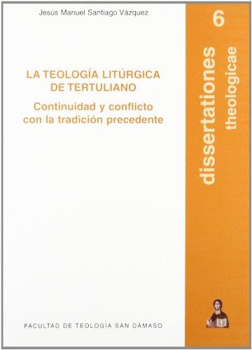 Teologia liturgica de tertuliano