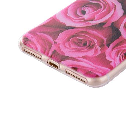 Hülle für iPhone 7 plus , Schutzhülle Für iPhone 7 Plus 3D Relief Skull Pattern Horizontale Flip Leder Tasche mit Halter & Card Slots & Lanyard ,hülle für iPhone 7 plus , case for iphone 7 plus ( SKU  Ip7p0096j