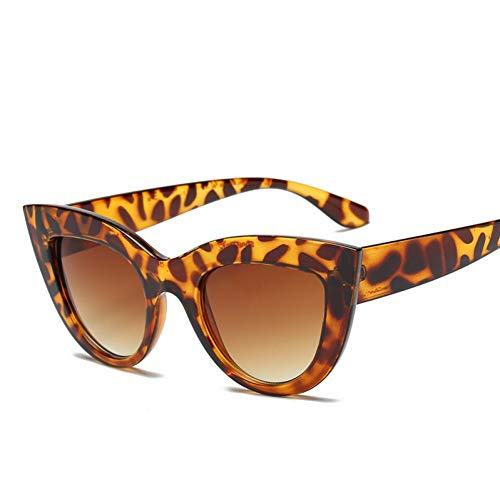 Taiyangcheng Cat Eye Sonnenbrille Frauen Retro Cateye Stil Vintage Sonnenbrille Berühmte Uv400 Shades Eyewear,a7