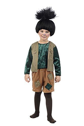 Imagen de disfraz de troll niño  único, 5 a 7 años