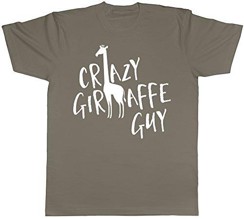 Shopagift Herren T-Shirt schwarz schwarz Grau