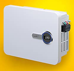 V Guard AC Stabilizer -VWI 400 Smart for Inverter ACs upto 1.5 Ton