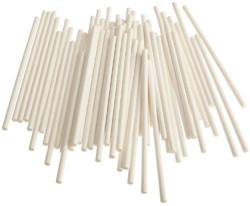 Wilton Cookie Treat Sticks, 8-Inch 40 Count by Wilton Wilton Cookie Stick
