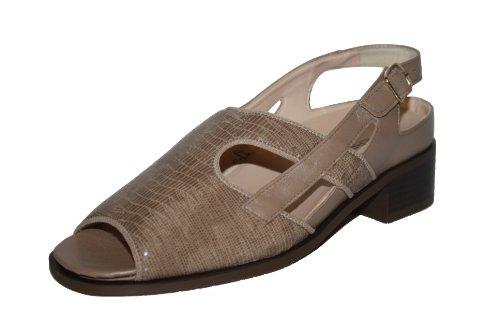 Theresia muck siena 57100–716–449 slingbacks à chaussures, 42 Beige - Neutre