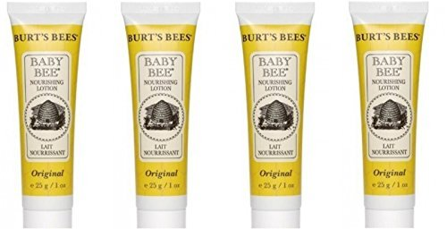burts-bees-baby-bee-nourishing-lotion-1-ounce-travel-size-4-pk-by-burts-bees