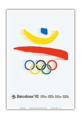 1992 Jeux olympiques d'été de Barcelone - XXVe Olympiade -