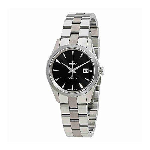 Rado Hyperchrome Automático Negro Dial Damas Reloj r32091163