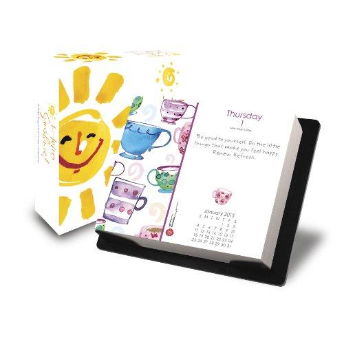 Hello Sunshine Kathy Davis 2015 Day At A Time Box Calendar