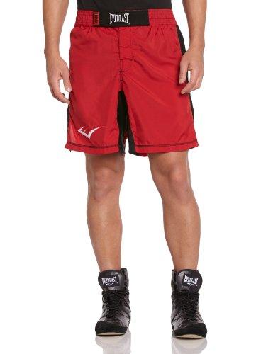 Everlast Erwachsene Boxartikel A8 Shorts, Red, M, 057393 62330