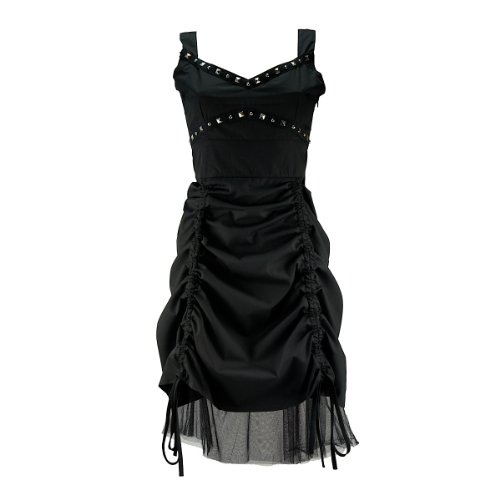 HARMONY Vixxsin dell'abito DRESS black