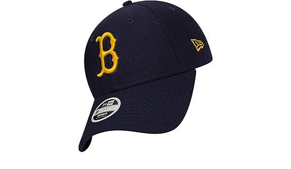 a307d392cb95 New Era 9Forty Diamond Era Boston Red Sox Casquette  Amazon.fr  Vêtements  et accessoires