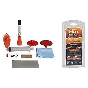 saife 260012 kit r paration de verre pare brise pour voiture et lampe torche uv. Black Bedroom Furniture Sets. Home Design Ideas