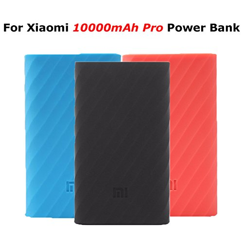 competitive price 5ed98 6d1dc mStick Soft Silicone Protector Case Cover for Xiaomi Mi 10000 mAh Pro Power  Bank ( Powerbank Not Included )