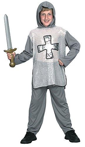 Bristol Novelty CC527 Ritter Kostüm (10 Jährigen Jungen Kostüm Ideen)