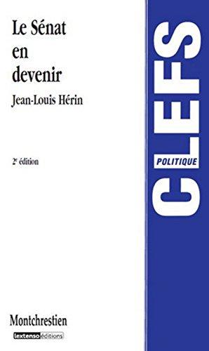 Le sénat en devenir, 2ème édition