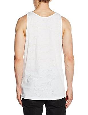 Only & Sons Men's Onsfesti Reg Tank Top Exp Vest