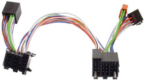 kram-iso2car-mute-adapter-opel-vauxhal-adaptador-para-cable-macho-hembra-de-plastico