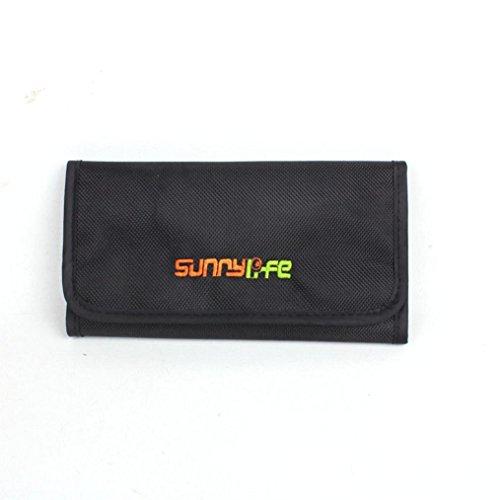 Wokee Portable Tragetasche Hülle Koffer für DJI Mavic,DJI Mavic Pro Tasche Case, Schutzhülle Linsenfilterbeutel für DJI Mavic Pro Phantom 3/4 Inspire OSMO X5 (A)