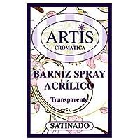 Dayka Trade Spray acrílico, Barniz, Multicolor, 400 ml