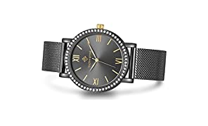 Timothy Stone - Collection INDIO - Montre Femme - Noir
