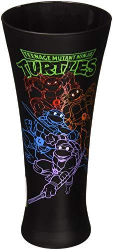 Just Funky Teenage Mutant Ninja Turtles aus Glas, multicolor, One size