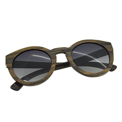 Das Neue Holz Glas Europa Und Amerika Die Neueste Mode Polarisiert Sonnenbrille,A1