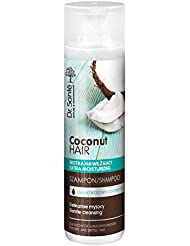 Dr Sante Coconut Oil Extra Feuchtigkeitsspendende Shampoo trockenes und brüchiges Haar 250ml