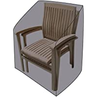 Lex Housse de protection Deluxe pour chaises de jardin 65x 65x 120/80cm, Sac de transport