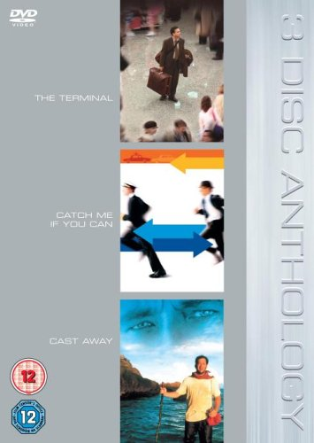 The Terminal/Catch Me If You Can/Cast Away [UK Import]