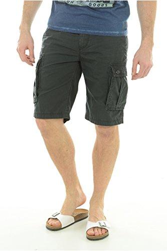 Kaporal Korge-Shorts Uomo    nero 52 IT (38W)