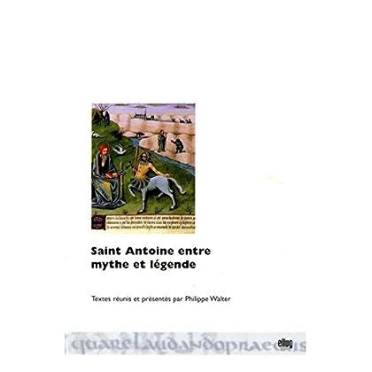 Saint Antoine entre mythe et légende (Moyen Âge européen)