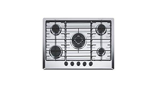 Franke Multi Cooking 700 FHM 705 4G TC XS E Inox Piano Cottura a Gas