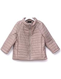 newest 8ccc6 9d605 Amazon.it: taglie comode donna - Giacche / Giacche e ...