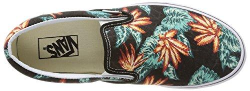 Vans U Classic Slip-On Vintage Aloha, Baskets Basses Mixte Adulte Multicolore (Vintage Aloha/Black/True White)