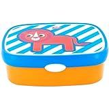 Jip JIP0701 - Fiambrera infantil, diseño de león, color naranja