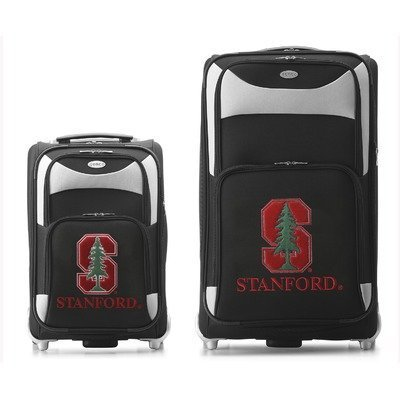 ncaa-stanford-cardinal-denco-luggage-set-of-2-black-by-concept-one-accessories