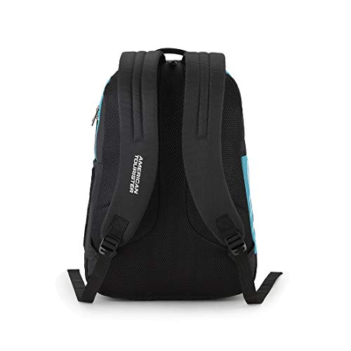 Best american tourister backpack in India 2020 American Tourister Bounce 28 Ltrs Black Casual Backpack (FR9 (0) 09 001) Image 3