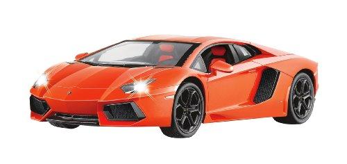 jamara-404315-lamborghini-aventador-veicolo-scala-114-arancione