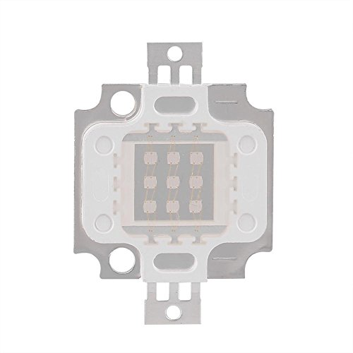 LED Chip Lila LED Integrierte Chips High Power COB Ultraviolet 395-400Nm UV iolet Lampe Lampe Perlen DIY Beleuchtung(10W)