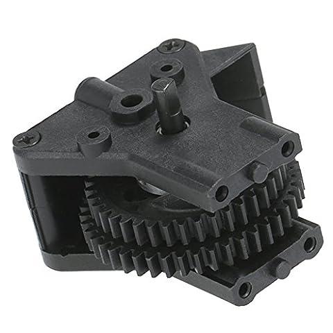 Gazechimp 02076 Zwei Two Speed Transmission Ganggetriebe Complete für 1/10 Hsp 94122 Nitro RC Auto