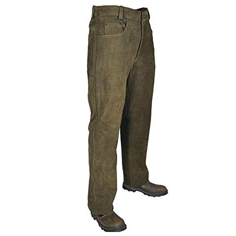 'Pantalon Hubert Pantalon en cuir la chasse