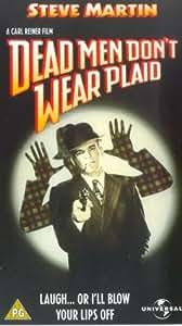 Dead Men Don't Wear Plaid [VHS]