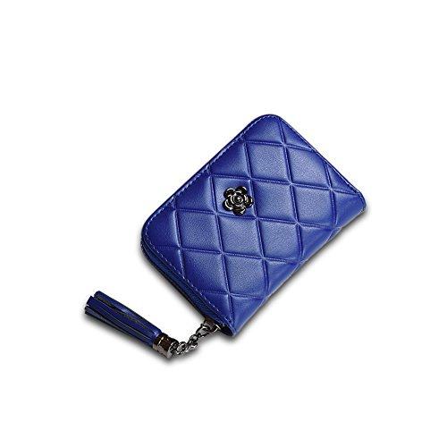 Faysting EU donna portafoglio donna borsellino multi colori rete elegante stile buon regalo F