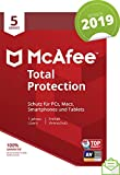 McAfee Total Protection 2019 | 5 Ger�te | 1 Jahr | PC/Mac/Smartphone/Tablet | Download medium image