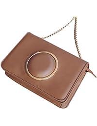 Heheja Mujeres Messenger Bag Mini Bandolera Bolsa De La Cadena