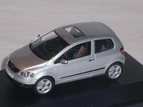 Preisvergleich Produktbild VW Volkswagen Fox Silber Silver 3 TÜrer 1 / 43 Schuco Modell Auto Modellauto SondeRangebot