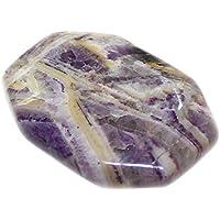 budawi® - Fluorit Taschenstein 40 x 30 mm, Edelstein Fluorit , Massage Stein, Handschmeichler preisvergleich bei billige-tabletten.eu